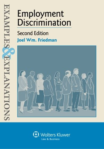 Examples & Explanations For Employment Discrimination