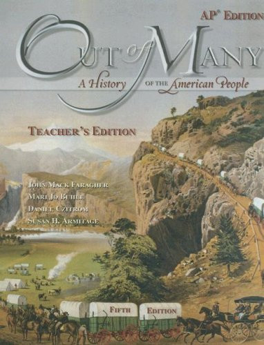 Out Of Many - Teacher's Edition