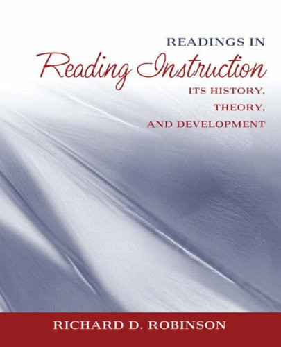 Readings In Reading Instruction