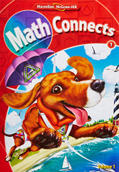 Math Connects Grade 1 Consumable Volume 1