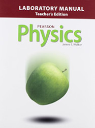 Teacher's Edition Pearson Physics 2014