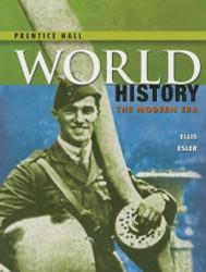 High School World History 2014 Pearson Modern Grade 9/12