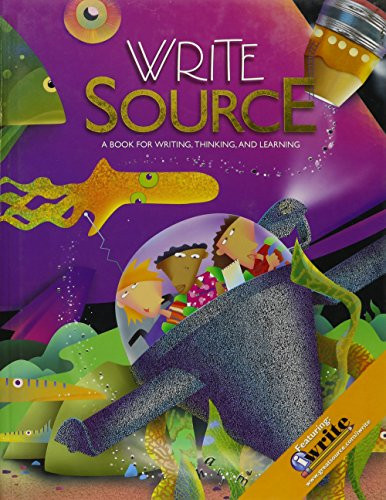 Write Source: Student Edition Hardcover Grade 7 2009