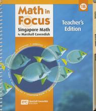 Math In Focus Singapore Math Teacher'S Edition Book B Grade 1 2009