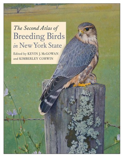 Second Atlas Of Breeding Birds In New York State