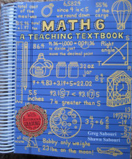 Math 6 A Teaching Textbook