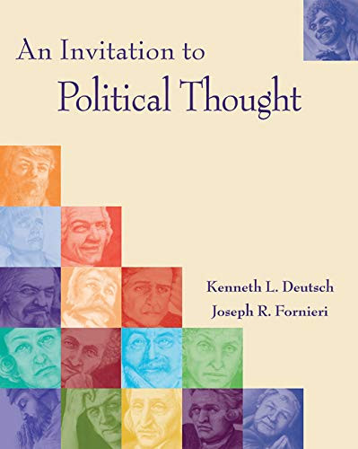 An Invitation to Political Thought