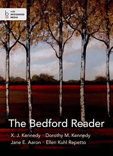 Bedford Reader High School Edition