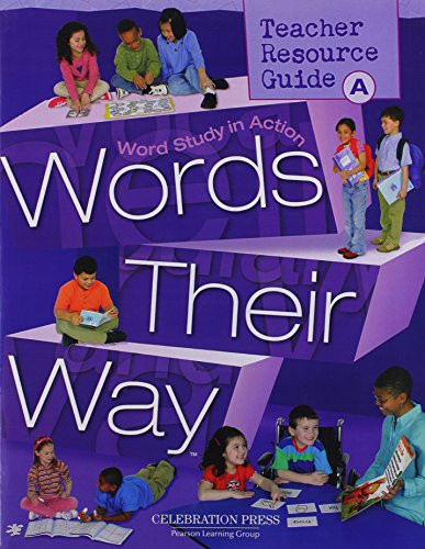 Words Their Way Level A