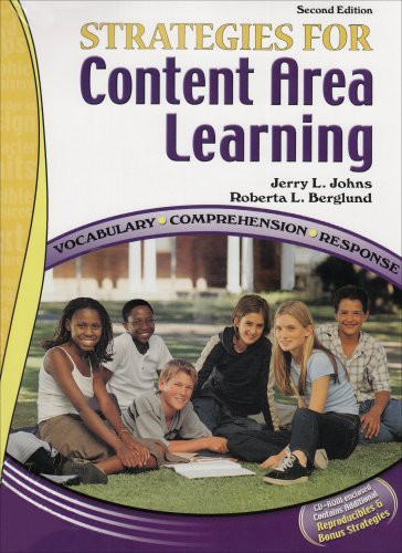 Strategies For Content Area Learning