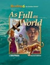 As Full As The World Reading 6