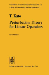 Perturbation Theory for Linear Operators