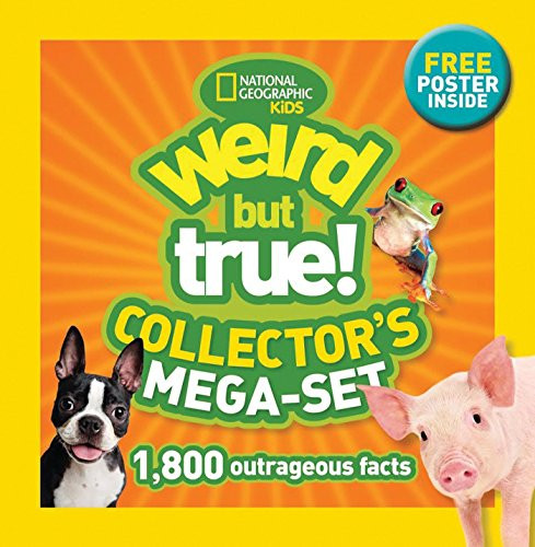 Weird but True Collector's Mega-set