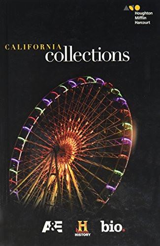 Houghton Mifflin Harcourt Collections California Grade 6 2017