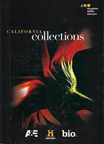 Houghton Mifflin Harcourt Collections California Grade 9 2017