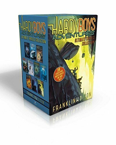Hardy Boys Adventures Ultimate Thrills Collection: Secret of the Red Arrow;