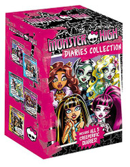 Monster High Diaries Collection