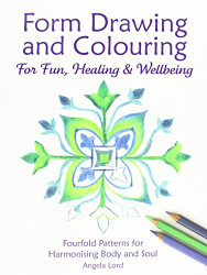 Form Drawing and Colouring for Fun Healing and Wellbeing