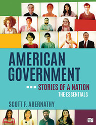 American Government; Stories of Strategy and Action Essentials Edition