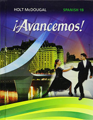Avancemos! Level 1B 2013 (Spanish Edition)