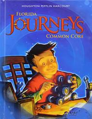 Houghton Mifflin Harcourt Journeys Florida Grade 4 2014