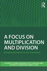 Focus On Multiplication And Division