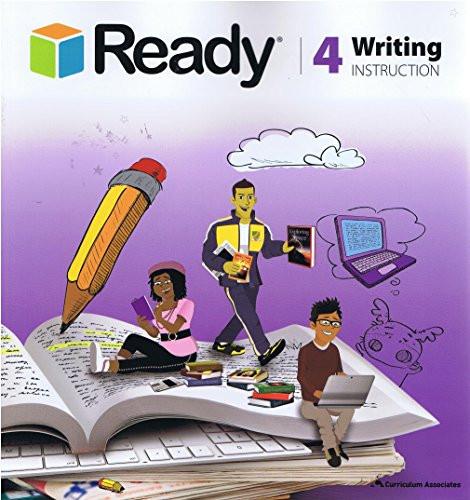 Ready Writing Instruction Grade 4