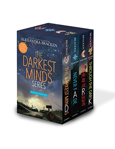 Darkest Minds Series Boxed Set 4-Book Boxed Set