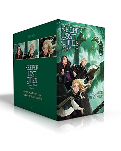 Keeper of the Lost Cities Collection Books 1-5