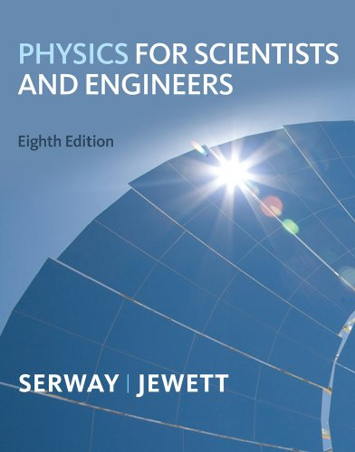 Student Solutions Manual Volume 2 for Serway/Jewett's Physics for Scientists and Engineers 8th