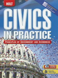 Civics In Practice Principles Of Government And Economics
