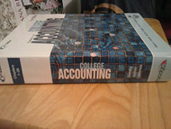 College Accounting: Student Courseware Text Chapters 1-28 with Study Partner