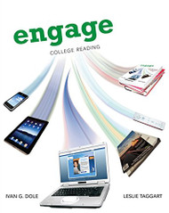 Engage: College Reading New 1st Editions in Developmental English