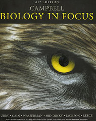 Campbell Biology In Focus Ap E