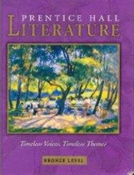 Literature Timeless Voices Timeless Themes Student Edition Grade 7 Revised 7E C