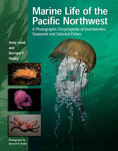 Marine Life of the Pacific Northwest: A Photographic Encyclopedia of Invertebrates Seaweeds And Selected Fishes