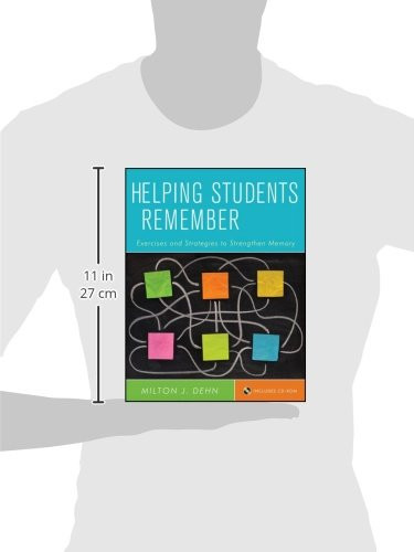 Helping Students Remember Includes CD-ROM: Exercises and Strategies to Strengthen Memory