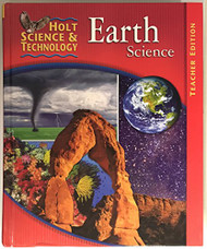 Holt Science and Technology: Earth Science Teacher's Edition