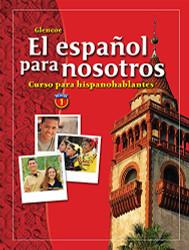 El espa and #241;ol para nosotros