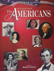Americans Teacher's Edition
