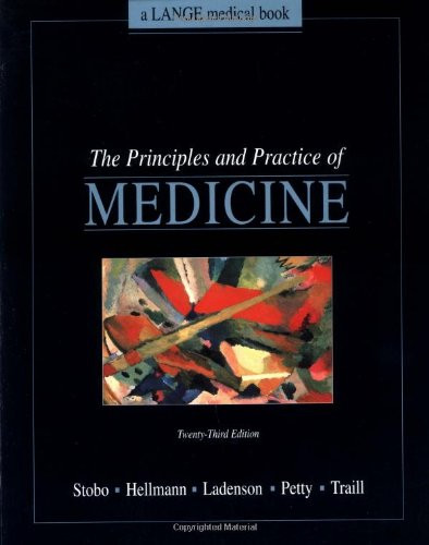 Principles And Practice Of Medicine