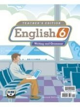 Grade 6 English Teacher's Edition and CD