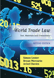 World Trade Law: Text Materials and Commentary