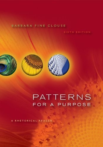 Patterns For A Purpose