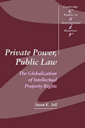 Private Power Public Law: The Globalization of Intellectual Property Rights