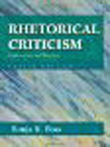 Rhetorical Criticism