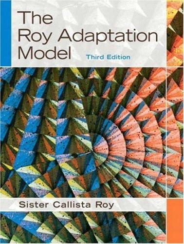 Roy Adaptation Model
