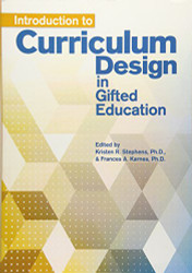 Introduction to Curriculum Design in Gifted Education