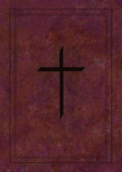 Ryrie NAS Study Bible Soft-Touch Burgundy Red Letter Indexed