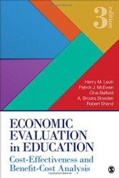 Economic Evaluation in Education: Cost-Effectiveness and Benefit-Cost Analysis